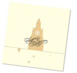 Alicia & Vincent - Wedding Invitations